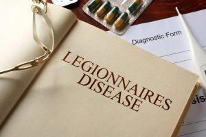 nursing home legionnaires disease
