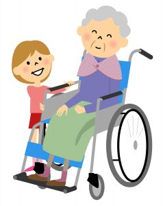nursing home visitors