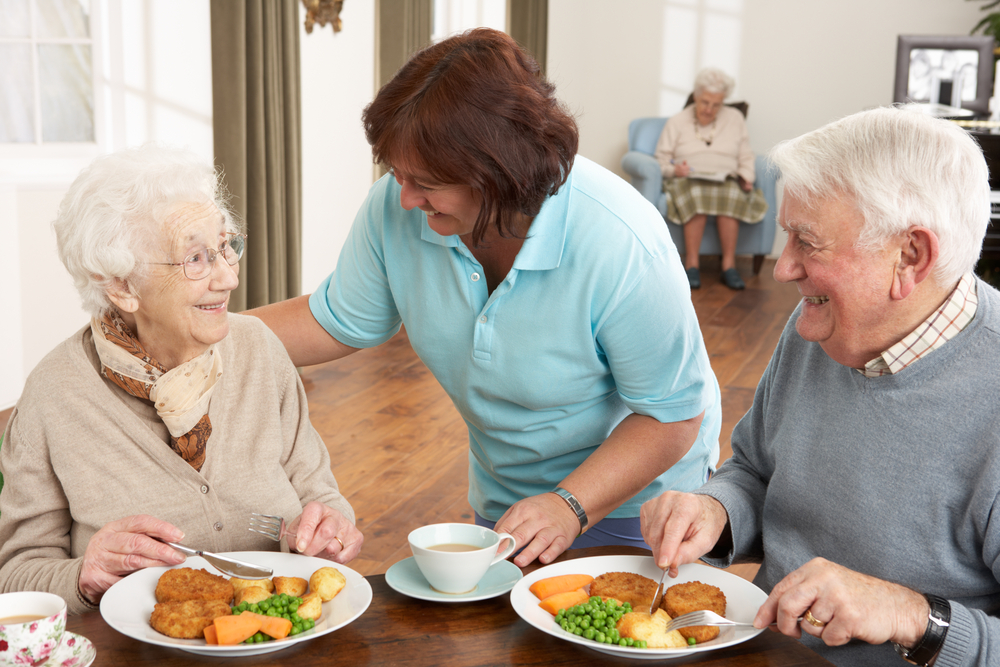 nursing home nutrition