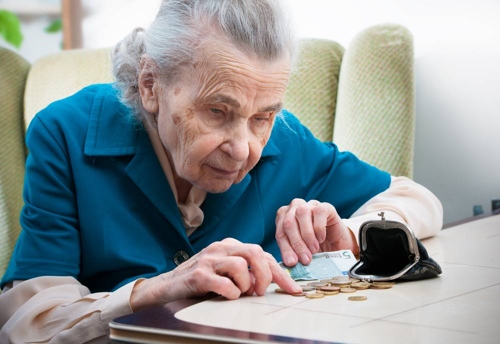 financial abuse of elderly in nursing homes